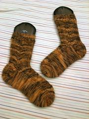 TTL's mystery socks.