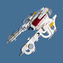 Chiyoko - Ronin Type VV (Fredoichi) Tags: fighter lego space shooter shootemup starfighter gradius shmup vicviper novvember fredoichi