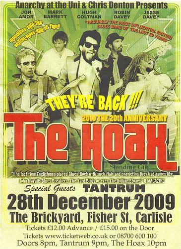 Hoax Dec 09
