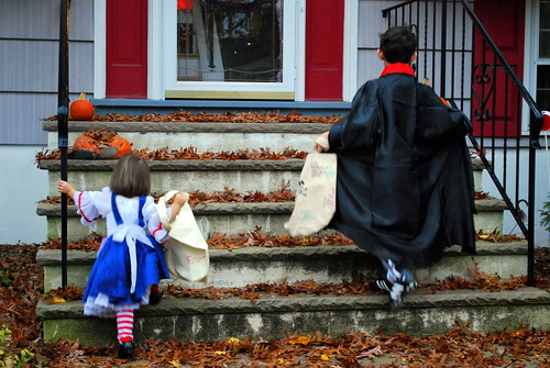 Trick or Treating 2009