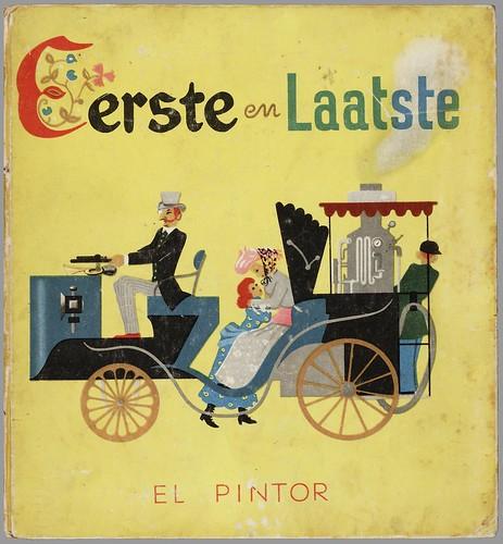 Eerste en laatste by El Pintor, 1943