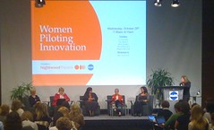 Women Piloting Innovation