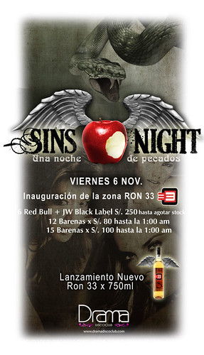 Sins Night - Drama