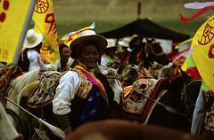 Khampa chief (sebastien banuls) Tags: china portrait festival temple beads costume asia dress traditional faith pray chinese tibet celebration pa monastery nomad tibetan asie braids  sichuan trung kina chin cina freetibet chine litang budhist ganden xina   budhism  peoplesrepublicofchina zhongguo  brog tiongkok  chiny  kna in khampa chuba gyalthang sumtseling quc lithang    zhongdiang  travelerphotos na   kitajska falsalama tsina       horseracefestival