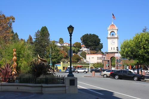 Santa Cruz Clock