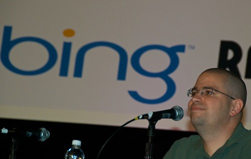 Google's Matt Cutts Knows Bing Is Over His Shoulder