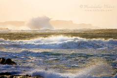 irish weather :: the Beauty of stormy days in Ireland (* Madeleine Calaido Weber * - calaido.com) Tags: ireland sea storm waves atlantic coastal coastline irishlight
