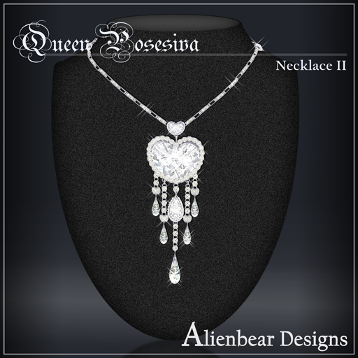 Queen Posesiva II necklace