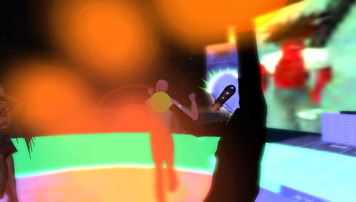 mr widget at muzik haus in second life