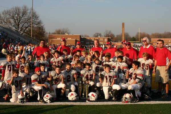 Football Champs! ~ Blake's team