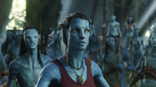 Avatar tribu na'vi