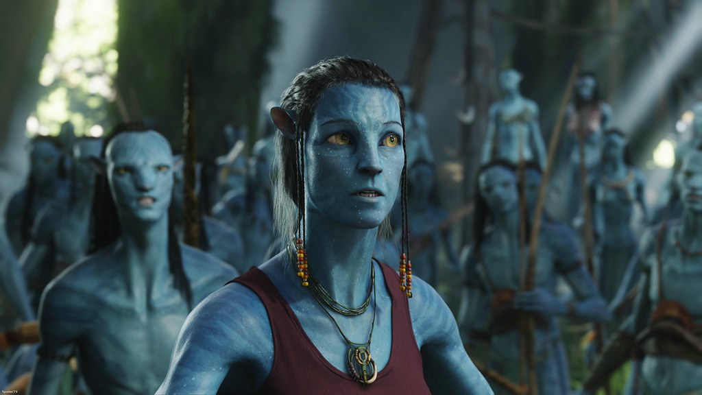 Avatar Tribu Na'vi HD