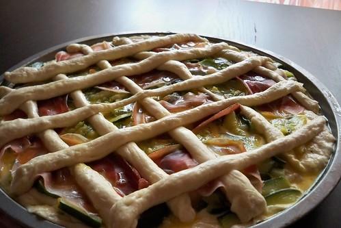 *_* torta salata allo speck*_*