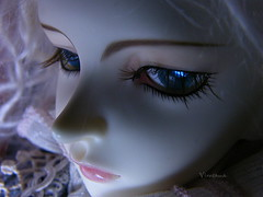 :Virocana new shining eyes (borometz) Tags: red art toy doll vampire bjd   dim 13 ws balljointdoll danbi whiteskin dollinmind  virocana
