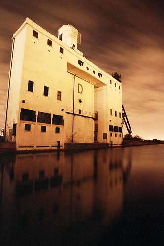 Millenium Mills - London
