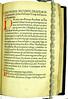 Coloured initials, paragraph marks and underlining in Aurelius Victor, Sextus [pseudo-]: De viris illustribus