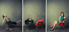 KeepItLight_Week5_Eames_Era (kjten22) Tags: studio era 1960s fiberglass eames hermanmiller week5 d300 oldschooldigital keepitlight