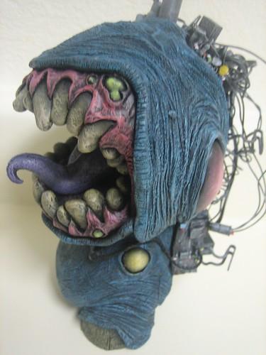 Nibiru Probe Blue 8inch Munny