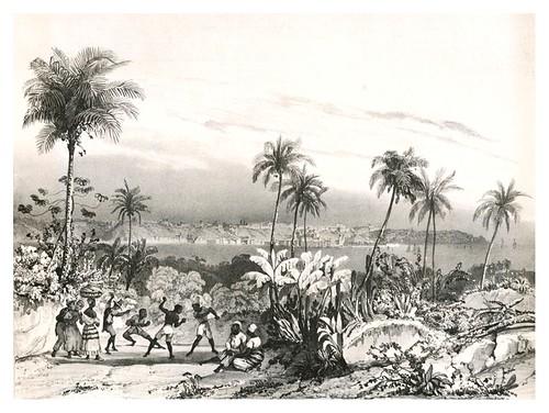 009-San Salvador- Rugendas Johann Moritz- Viagem pitoresca através do Brasil 1835