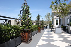 Cubedec B Planters (Badec Bros Deco) Tags: colour art architecture modern bench design planters mosaic unique steel powder laser deco bros coated gabions edrich badenhorst badec cubedec