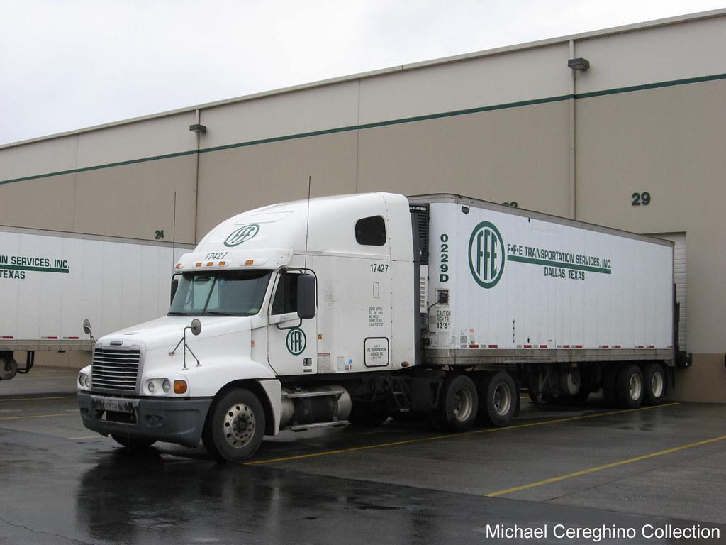 FFE Freightliner Century Class