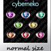 neurotika eyes - cyberneko 01