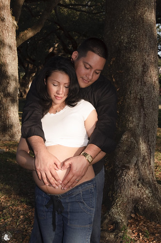 Maternity Shoot in the Park