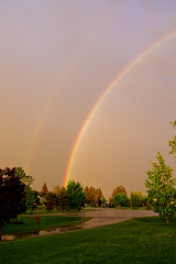 Double Rainbow 143/365 (CountryKim) Tags: porject365 365143