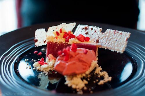 Dessert: Strawberry