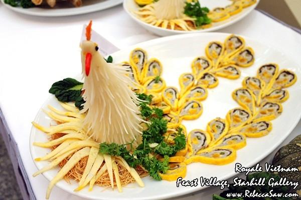 Royale Vietnam - Feast, Starhill Gallery-07
