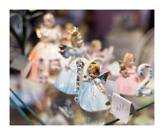 The First Year (Jake Lester Photography) Tags: ef35mmf2isusm iso200 f22 eos6d antique figurines bokeh blur angel cherub ohio lebanon