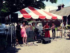 Cajun band