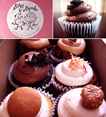 A Cookie & A Cupcake (sκullface) Tags: cake cupcakes cookie coconut good chocolate cleveland gourmet holy delicious cupcake butter german bakery shit carrot peanut vanilla oreo omg swirly frosting tremont shoppe buttercream