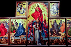 Judgment Day (Ramon2002) Tags: france museum burgundy roger beaune vanderweyden hospices retablo altarpiece hoteldieu