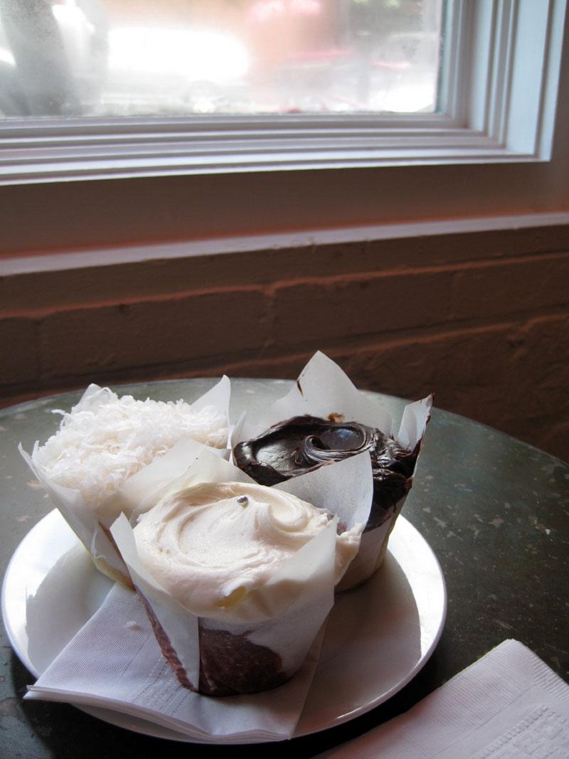 july: cupcake tasting