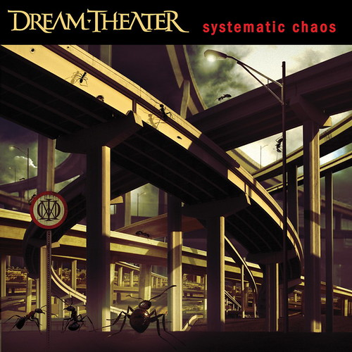 Dream Theater - Systematic Chaos (by YU-TA LEE)