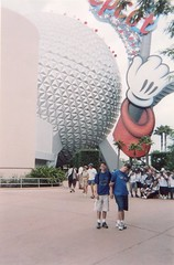 Walt Disney World - Epcot Centre (Designer Michael) Tags: florida disney waltdisneyworld epcotcenter orlandoflorida epcotball