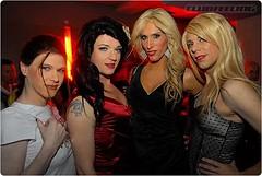 secret identities exposed !!! (la_nina_petite) Tags: party berlin drag cd clubbing crossdressing tgirl transgender tranny transvestite crossdresser csd transe wmf christopherstreetday transvestit csdberlin cockerparty
