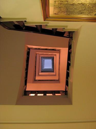 Hacia arriba / Upstairs