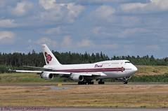 Thai Airways International, Boeing 747-4D7 (HS-TGX) (nikkorglass) Tags: start nikon sweden july thai sverige boeing juli nikkor 2009 747 arlanda 70300 d300 thaiairwaysinternational nikkorglass boeing7474d7 hstgx