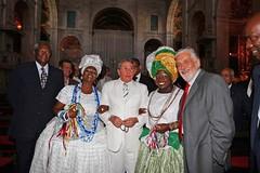 Presidente de Cuba, Raúl Castro, visita Salvador