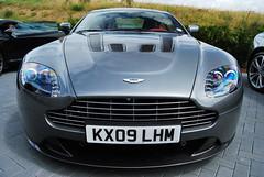 Aston Martin V12 Vantage (arjendebok) Tags: test car germany grey nikon martin center aston v12 nurburgring d60 nurburg testcenter vantag