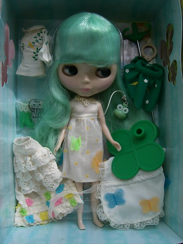 Enchanted Petal Blythe Doll - PM me if you're interested