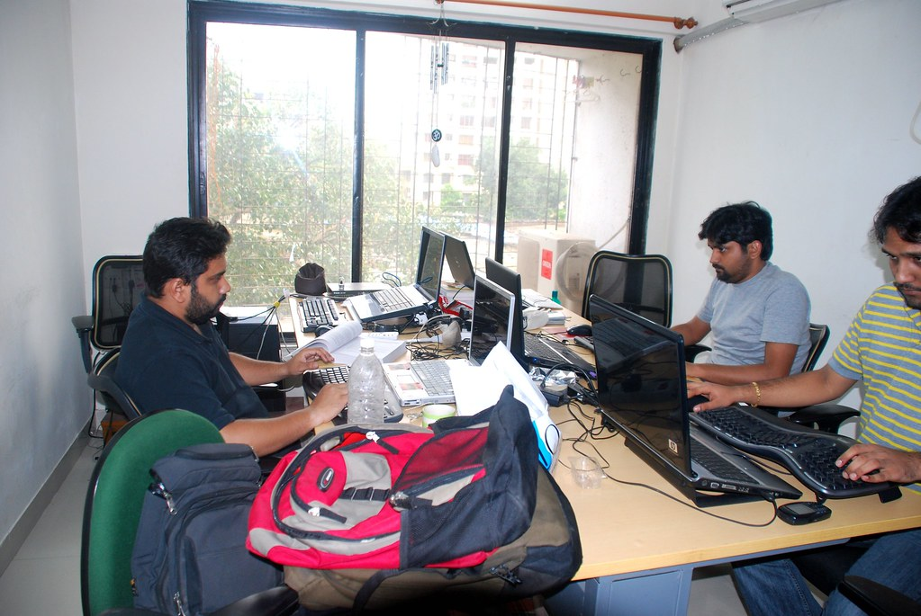 A team of dedicated Developers