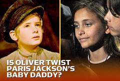 Is Oliver Twist Paris Jackson's Baby Daddy?