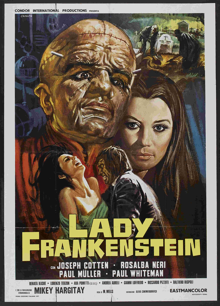 lady frankenstein b