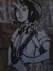 Revolution (69eclipse) Tags: red woman girl rose lady digital poster war uniform peace graphic peaceful revolution redball redlips redlight machinegun vietcong redgum redgun redwindow redworld redwar moneyred redchange
