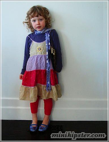 AMELIA. MiniHipster.com: children's childrens clothing trends, kids street fashion, kidswear lookbook