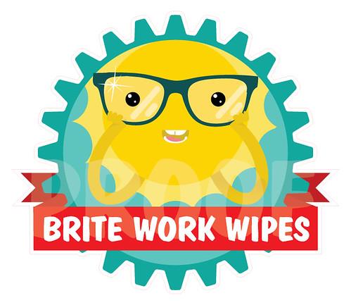 Brite Work Wipes