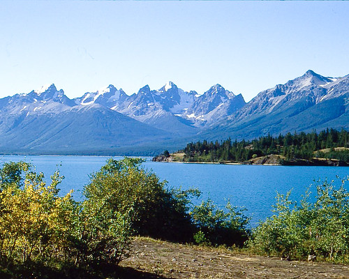 Chilko Lake